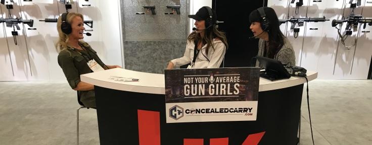 Alysia Burrows Not Your Average Gun Girl